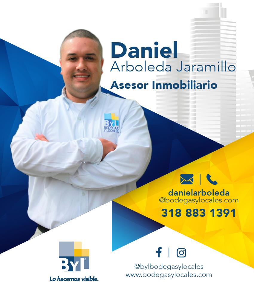 Daniel Arboleda Jaramillo
