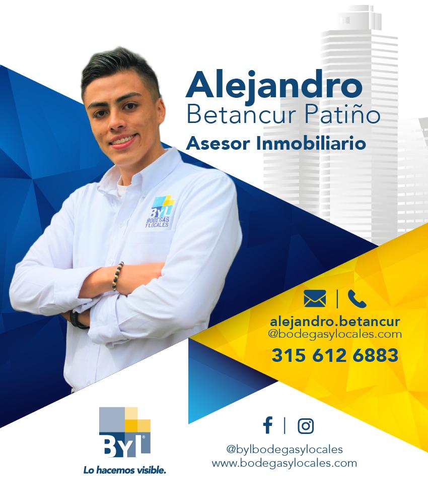 Alejandro Betancur Patiño